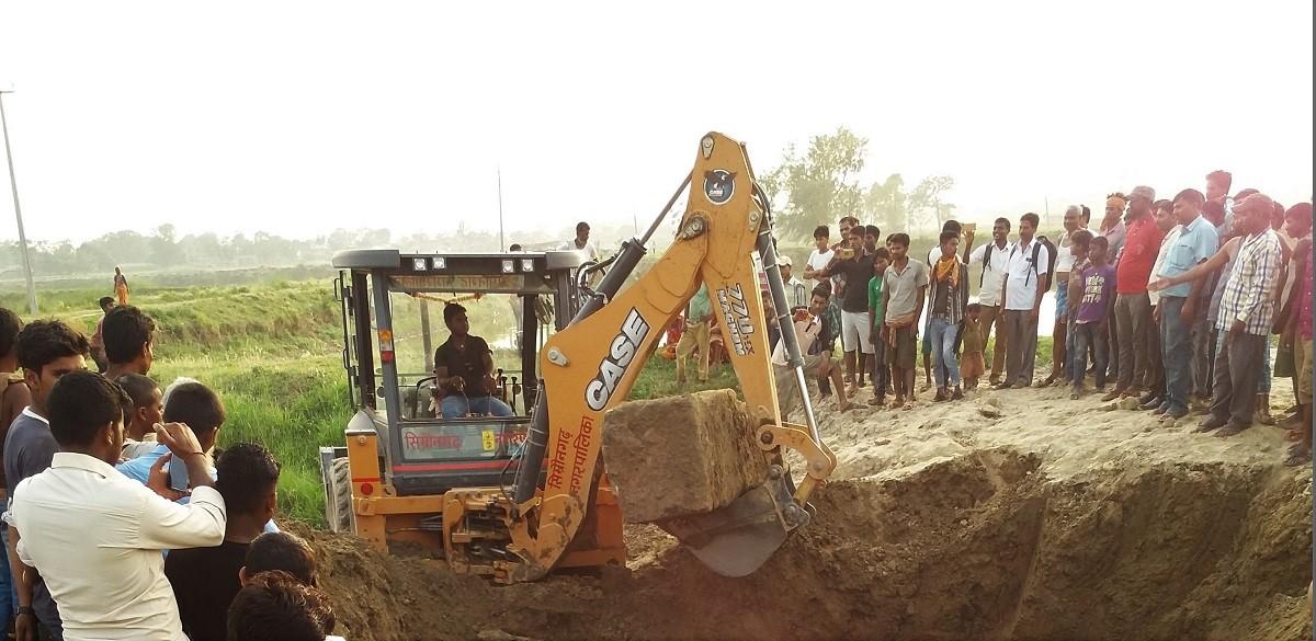 '८ सय वर्षमा नमासिएको सिम्रौनगढ ८ महिनामा ध्वस्त'