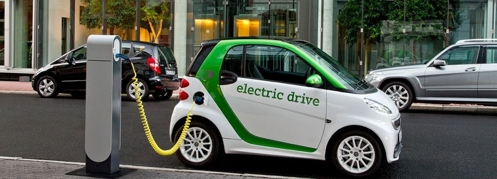 बिजुली गाडीको दौडमा चीन अगाडि