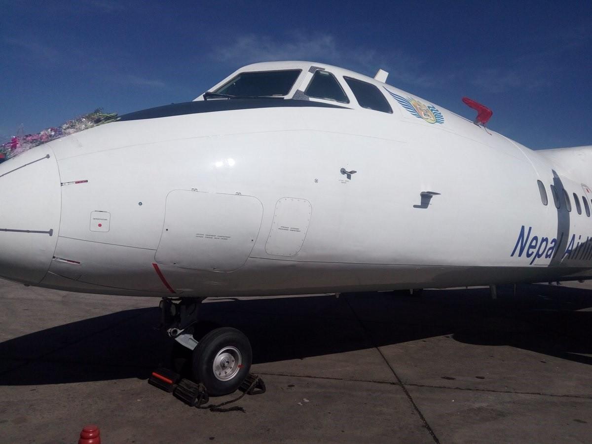 चीनबाट ल्याएका जहाज भाडामा दिएर ६ वटा  ट्विनअटर किन्ने नेपाल एयरलाइन्सकाे तयारी