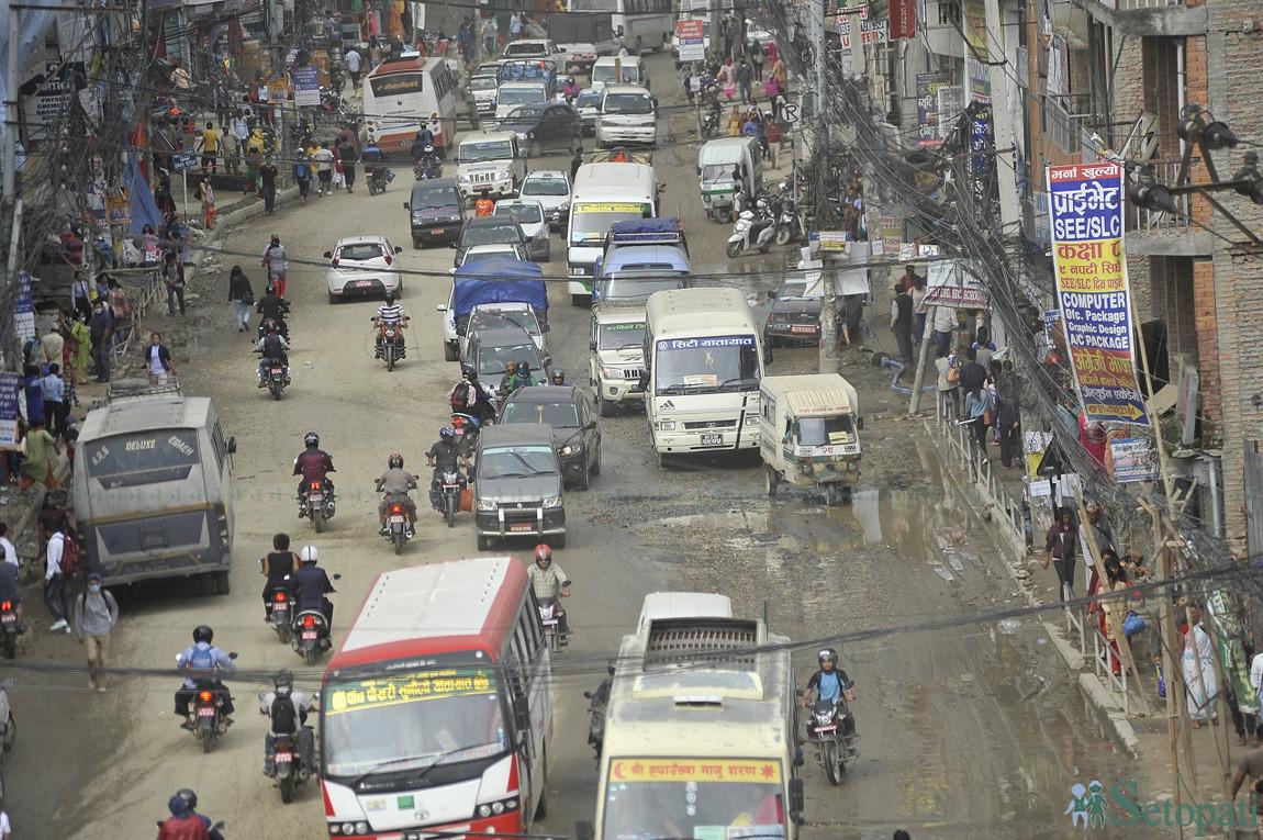 काठमाडौंका सडक सुधार्न पाँच 'प्रेस्क्रिप्सन'