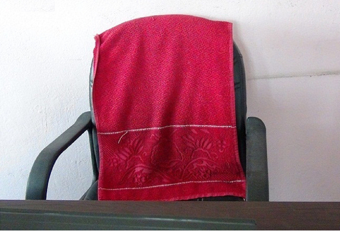 सरकारी हाकिमका कुर्सीमा टावल नराख्न पत्राचार