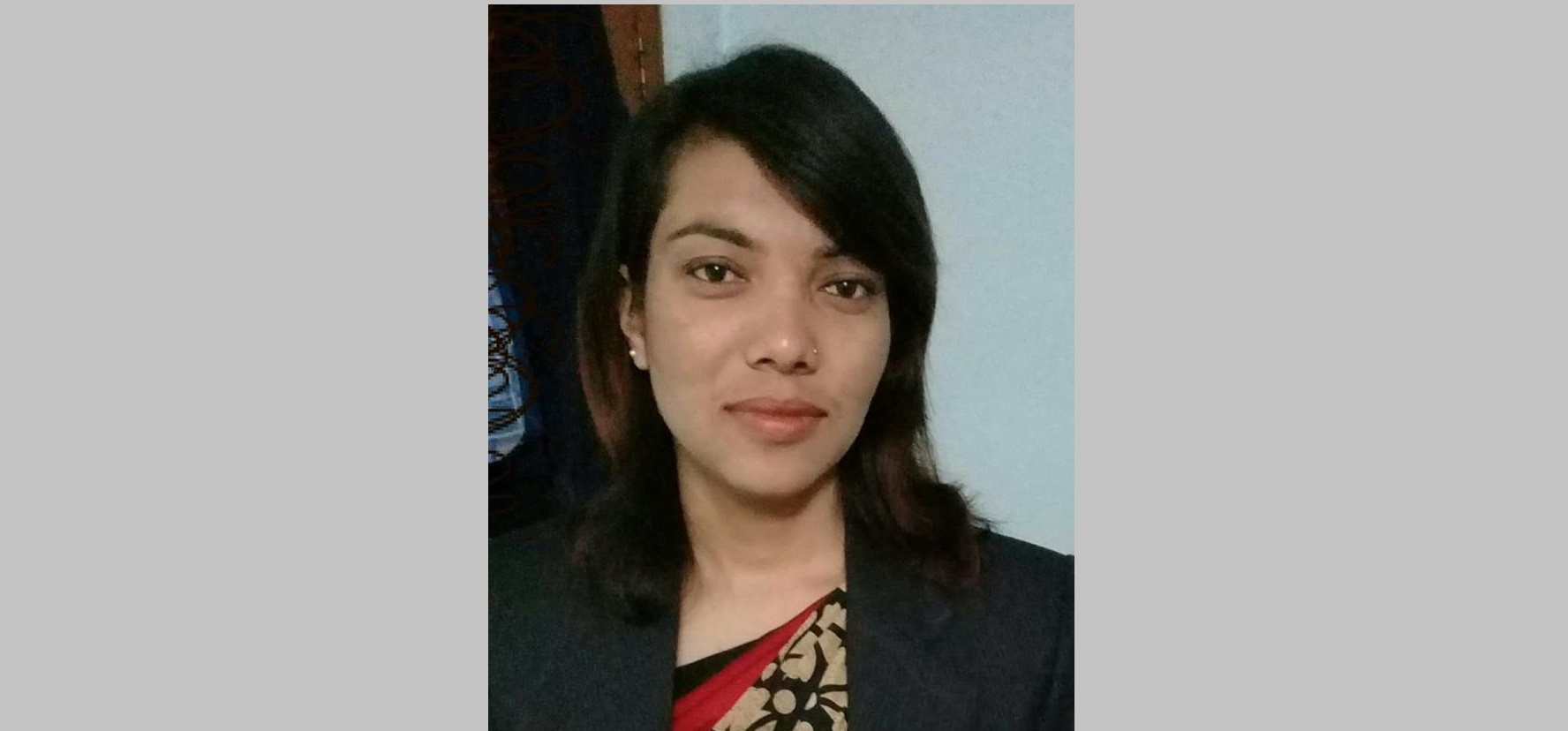 तर्कना शर्मा।