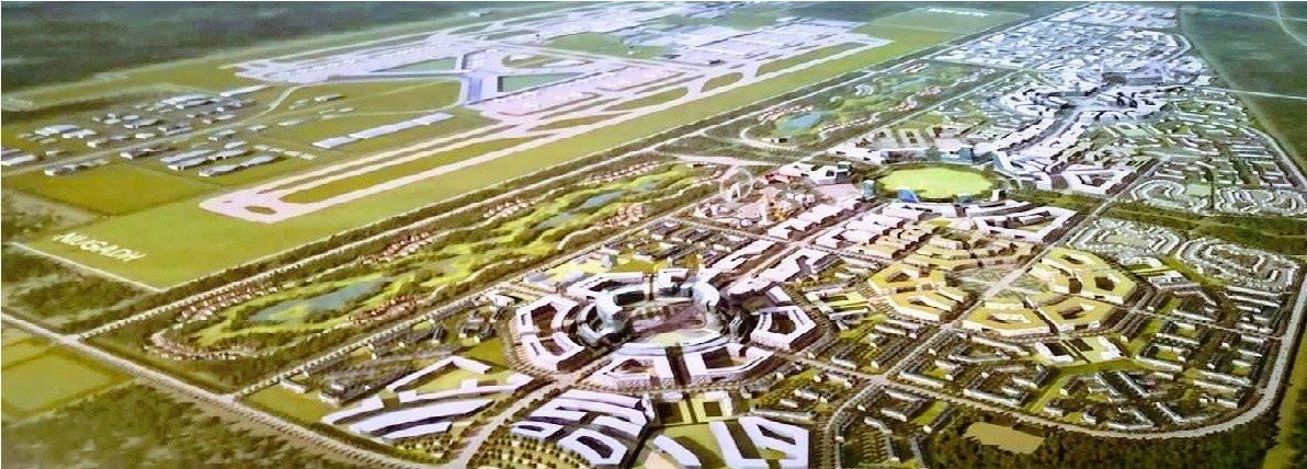 ल्यान्डमार्कको प्रतिवेदनले नै भन्छ- निजगढ विमानस्थलका लागि १३ सय हेक्टर मात्रै चाहिन्छ