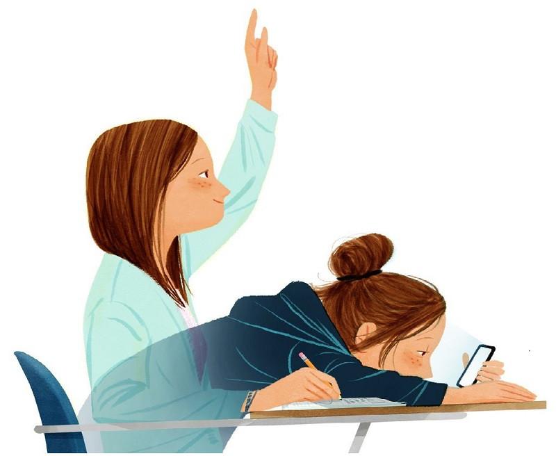 स्कुल-कलेजले विद्यार्थीको सुत्ने समय त चोर्दै छैन?