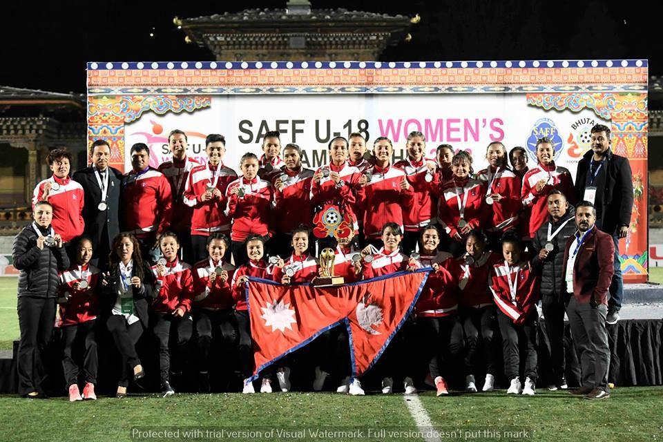 एएफसी यू-१९ महिला च्याम्पियनसिप छनोटमा नेपालको पहिलो खेल थाइल्याण्डसँग