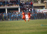 गोल गरेपछि खुसी मनाउँदै भारतीय खेलाडीहरू। तस्बिरः निशा भण्डारी