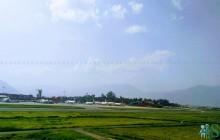 त्रिभुवन विमानस्थल। तस्बिर : रवीन्द्र शाही/ सेतोपाटी