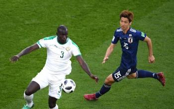 २-२ गोलको बराबरीमा सकियो जापान र सेनेगलको रोमाञ्चक खेल
