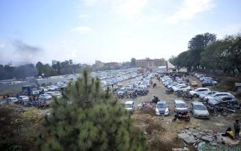 काठमाडौं महानगरभित्र पार्किङ शुल्कः कहाँ कति?