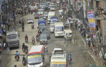 काठमाडौं उपत्यकाका सार्वजनिक सवारी रूट फेरिने