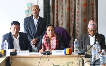 नेपाली महिलालाई बेलायती सेनाबाट फिर्ता गर्ने समितिको निर्णयमाथि सांसदकै प्रश्न