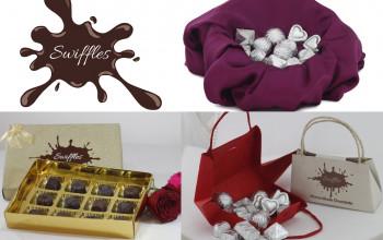 ग्राहकले भनेजस्तै डिजाइनमा बनाइने नेपाली चकलेट