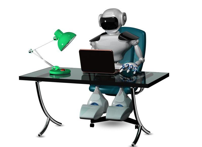 रोबोटले हाम्रा सन्तानको जागिर खोस्दैछ!